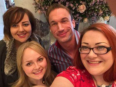 TEAM BODY and Dr Christian Jessen