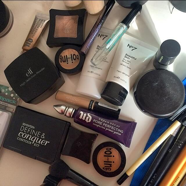 make-up bag picture