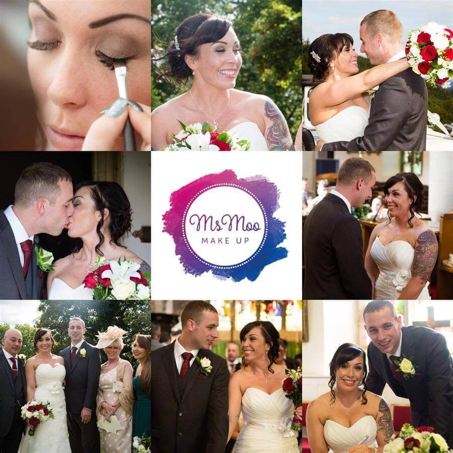 Rachel Hale Photography, Ms Moo Make Up, Welsh wedding