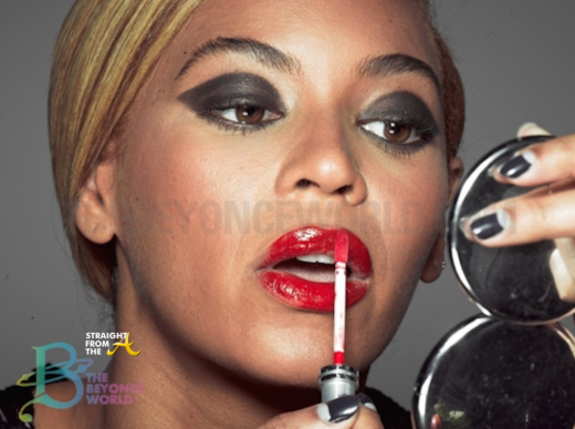 Beyonce - unretouched L'oreal
