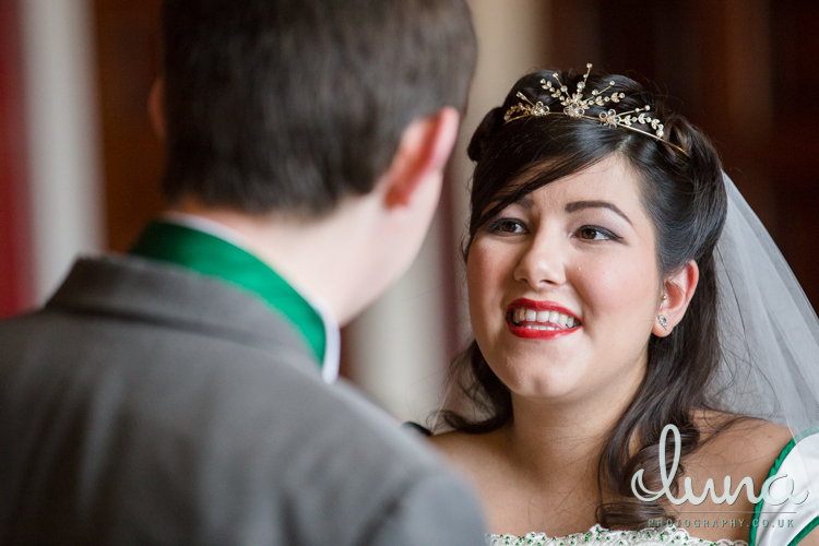 Luna Photography - Nottingham wedding photographer