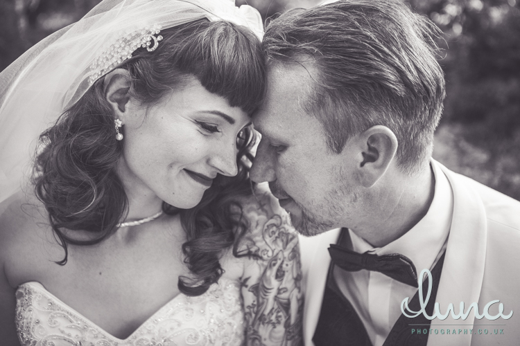 Luna Photography - Ms Moo Make Up - Nottingham Wedding Photography and Make-up Artist